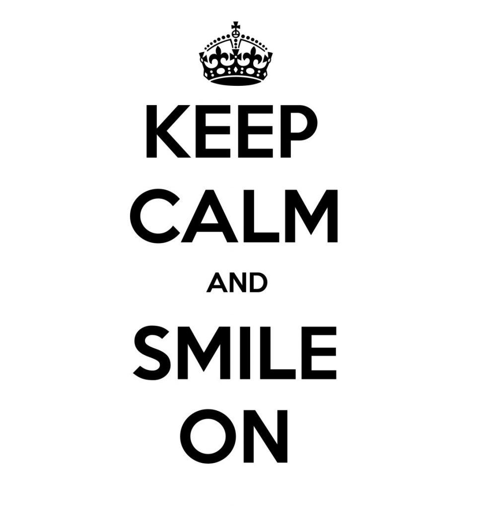 Kn Keep calm - Edited