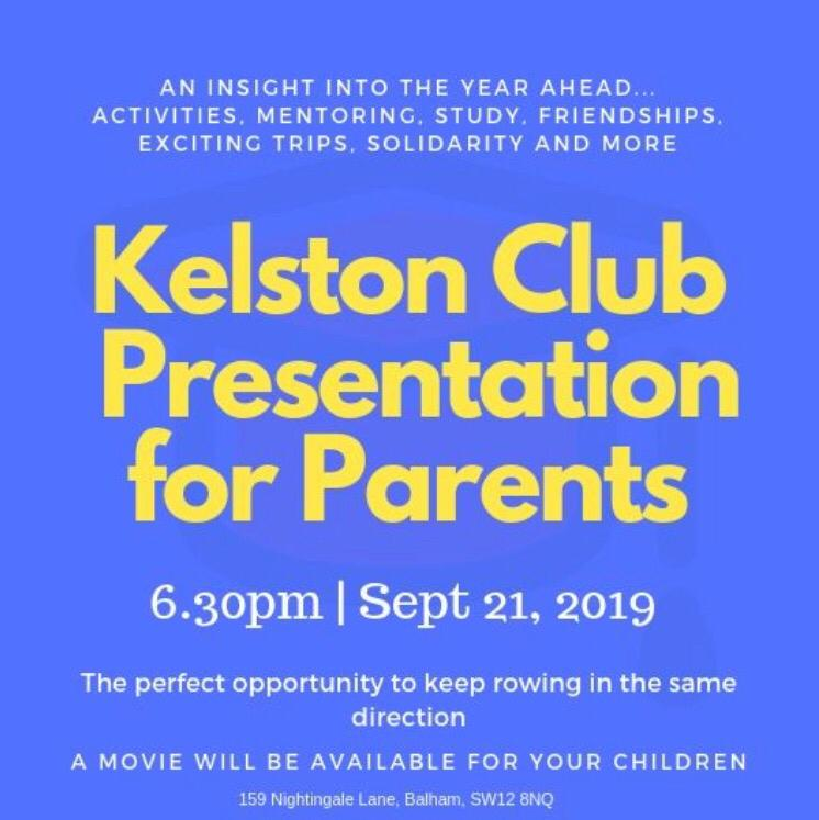Kelston Presentation